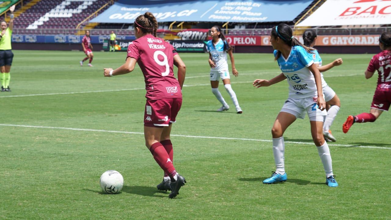 Finalizó la fase regular del Torneo 2020 del Fútbol Femenino.