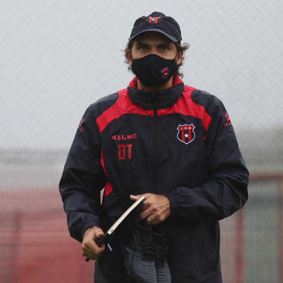 Según periodista de TV Azteca, Andrés Carevic figura dentro de los candidatos para dirigir al Puebla de la Liga MX.