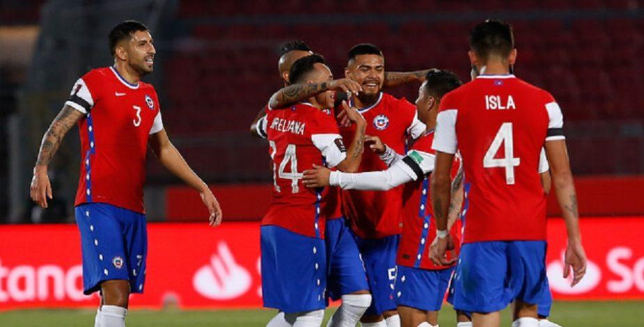 Chile venció a Perú y comienza a ilusionarse en las Eliminatorias Sudamericanas.