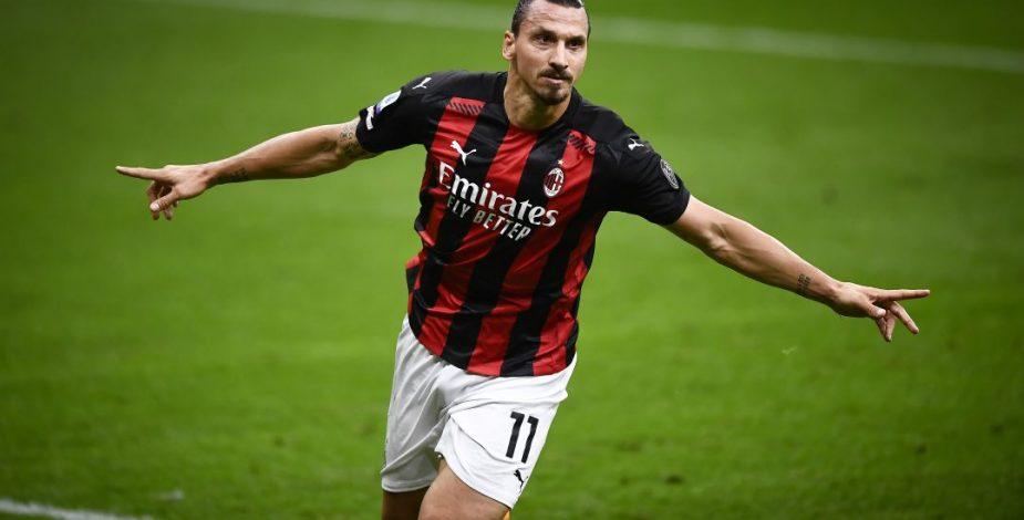 El Milan tumbó al Napoli de visita y quedó liderando en solitario la Serie A de Italia.