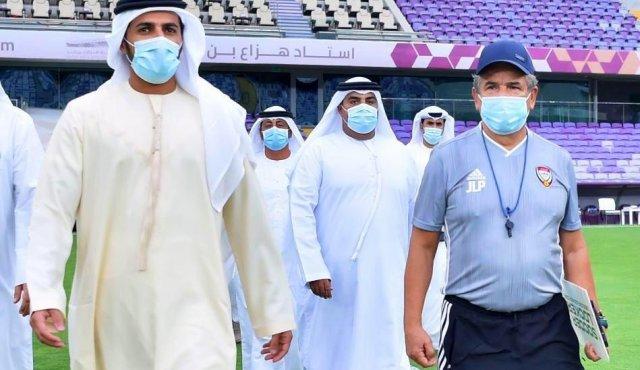 Jorge Luis Pinto renunció a su cargo como seleccionador de Emiratos Árabes Unidos.