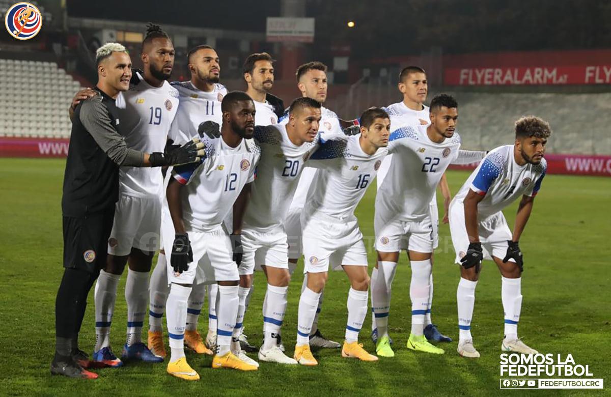 Costa Rica reaccionó en el complemento y rescató el empate ante Catar.