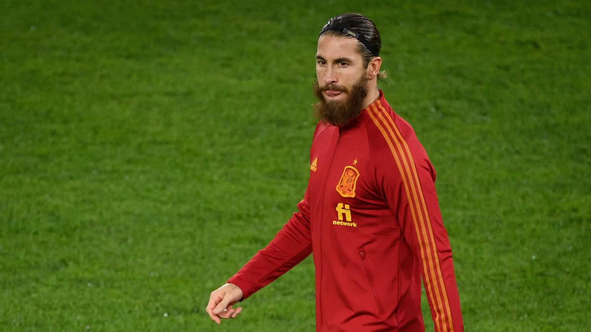 Sergio Ramos ya es el jugador europeo con más partidos con su selección.