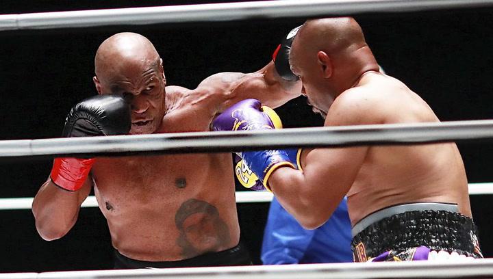 Mike Tyson y Roy Jones 'arreglaron' un empate y abrieron la puerta a la revancha.
