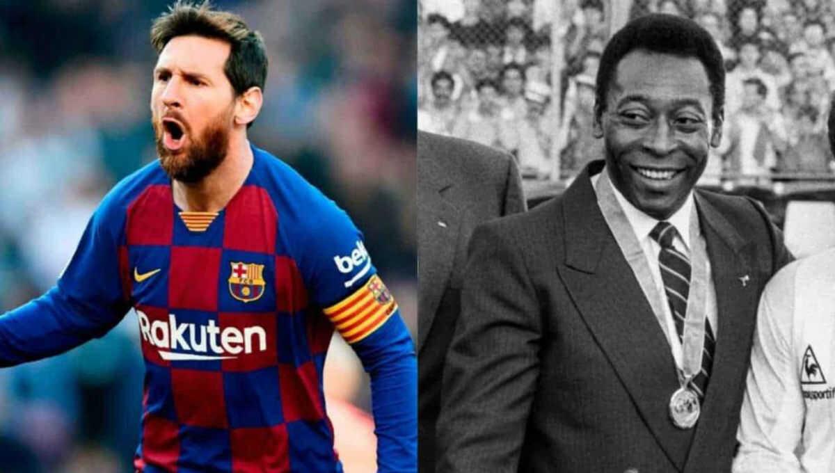 'O Rei' Lionel: Messi igualó el récord de goles que tenía Pelé con un mismo equipo.