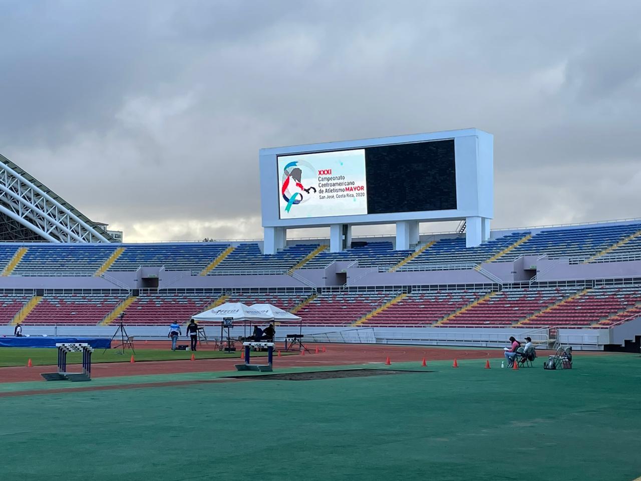 Costa Rica logró seis medallas de oro en el primer día del Campeonato Centroamericano de Atletismo.