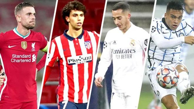 CHAMPIONS: Real Madrid se complicó. Liverpool, City y Porto amarraron el boleto a octavos.