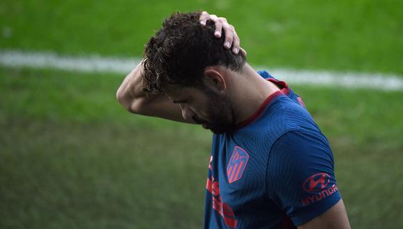 Diego Costa se va del Atlético de Madrid.