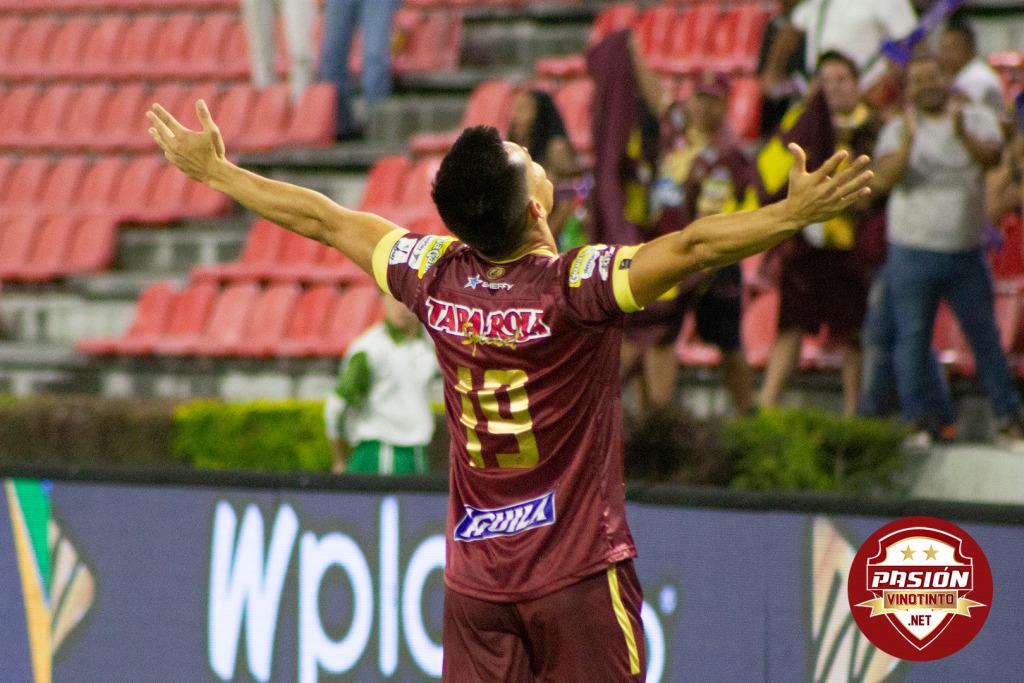 Francisco Rodríguez quedó fuera del Deportes Tolima de Colombia.