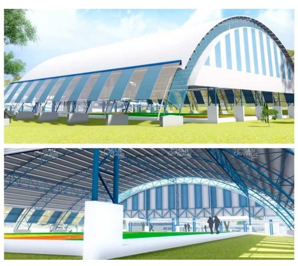 SETENA da aval para construcción de gimnasio deportivo de Los Chiles  y de pista atlética en Puriscal
