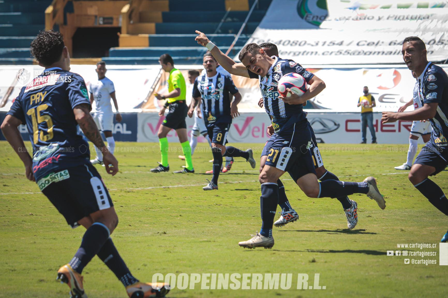 FUTV advierte que tomará acciones legales ante rumores que vinculan a Cartaginés con Tigo Sports.