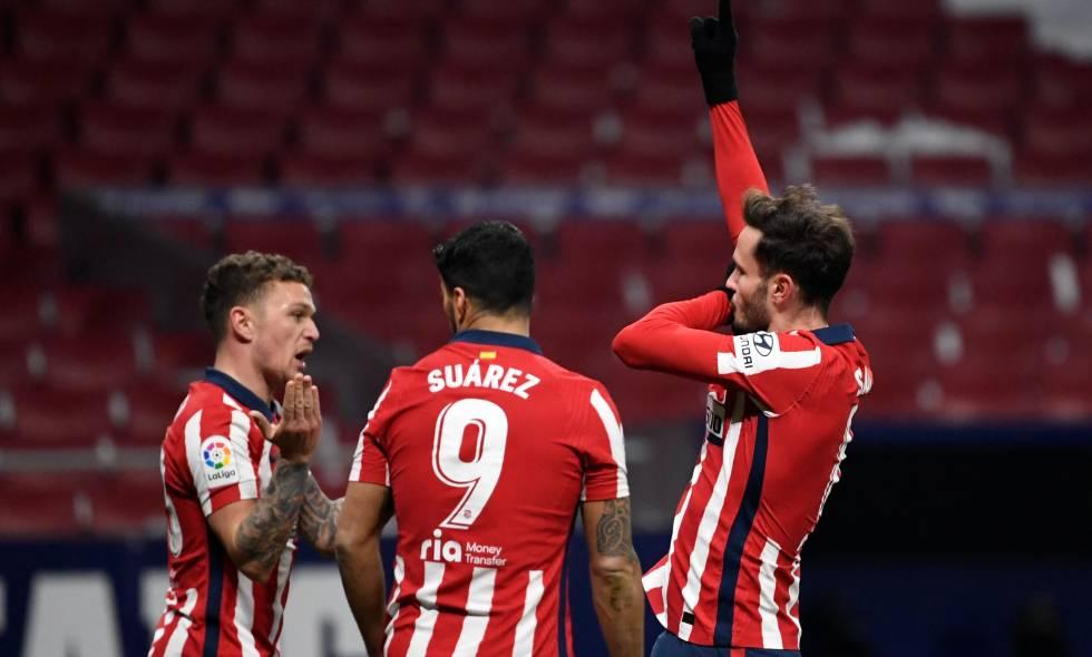 ¡Imparable! Atlético de Madrid derrotó al Sevilla y se mantiene líder en España.