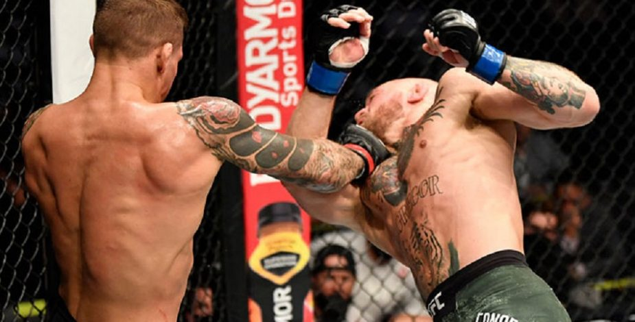 Conor McGregor perdió por primera vez por nocaut en la UFC.