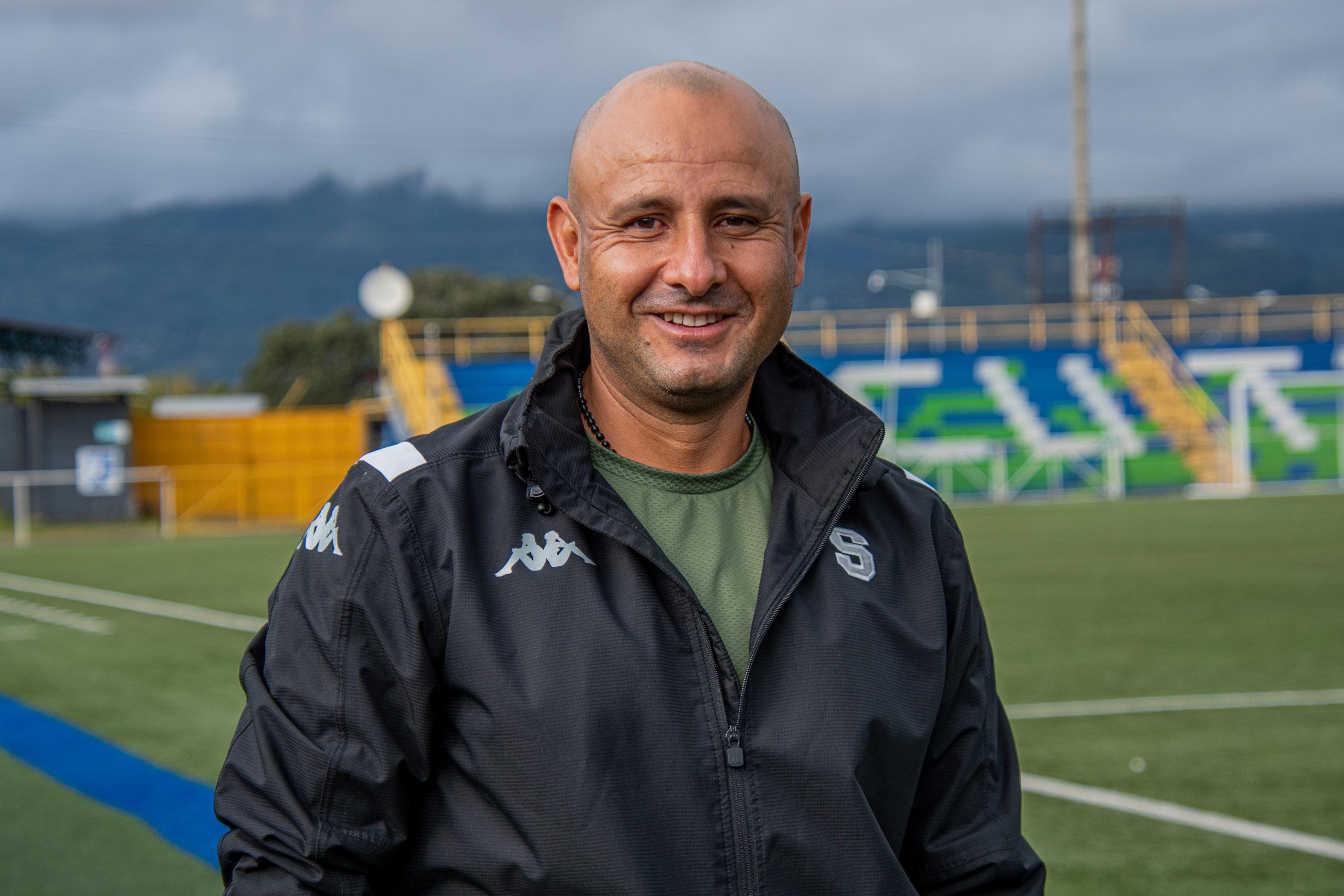 Fabián Barquero es el nuevo director técnico del equipo femenino del Saprissa.