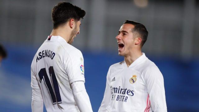 Real Madrid venció en casa al Celta de Vigo y sigue en la lucha por el liderato.