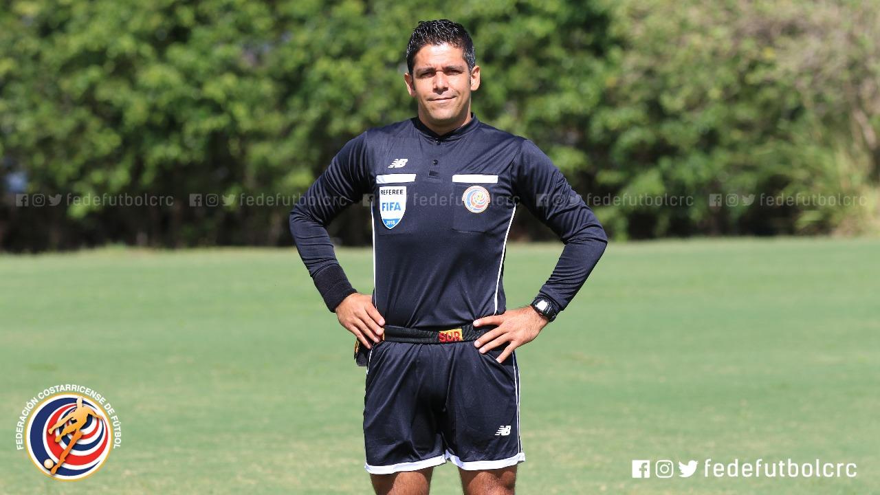 Hugo Cruz dirigirá el clásico interprovincial Herediano vs Alajuelense.