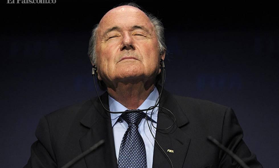 Hija de Joseph Blatter confirmó que el expresidente de la FIFA está hospitalizado