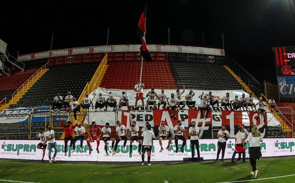 Alajuelense es el mejor equipo de Uncaf y el segundo de Concacaf según la IFFHS.