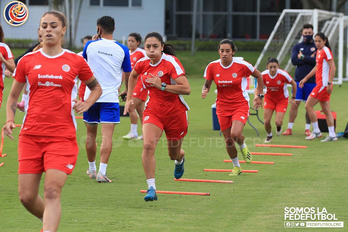 Selección Femenina iniciará el 2021 con dos microciclos en enero.