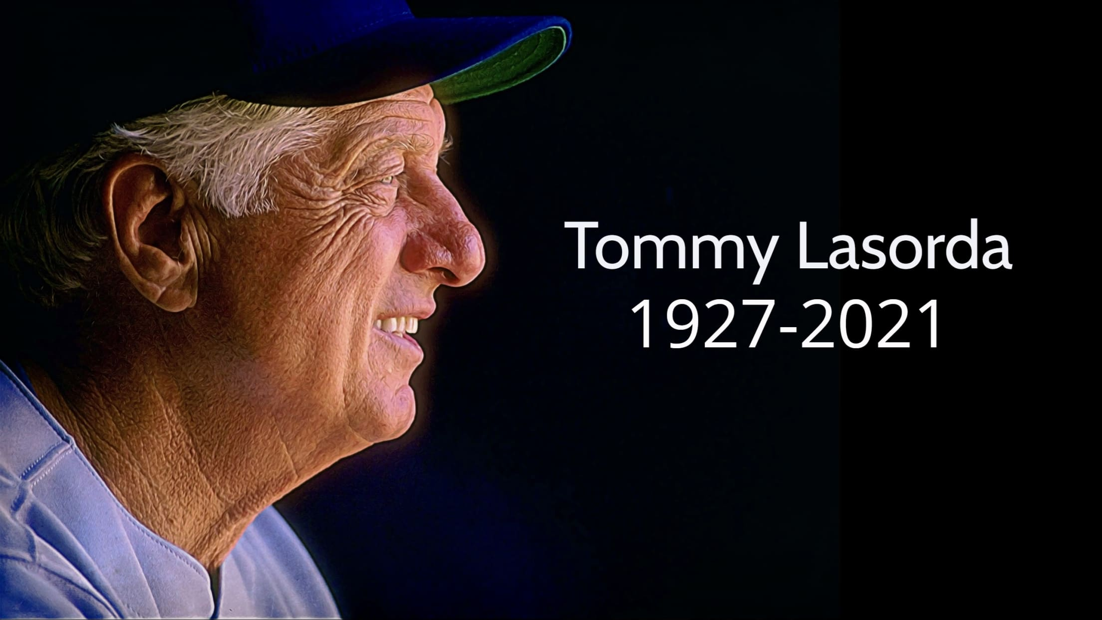 Falleció a los 93 años el exmanager de Los Ángeles Dodgers, Tommy Lasorda.