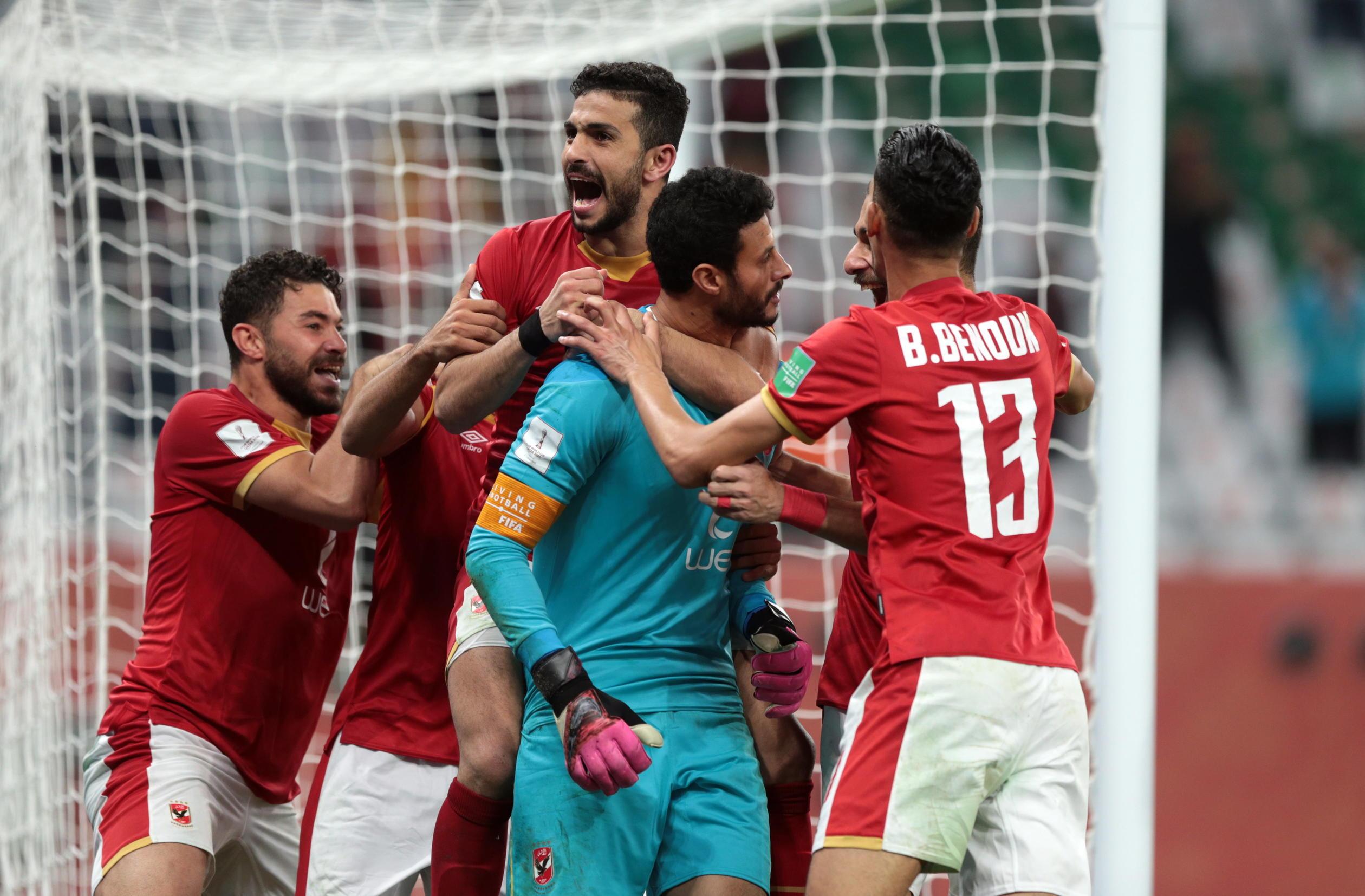 Al Ahly se quedó con el tercer lugar del Mundial de Clubes.