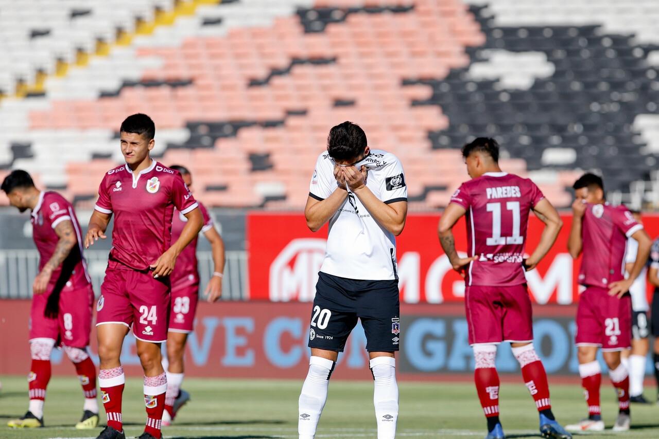 Colo Colo se jugará en partido único su permanencia en la primera división de Chile.