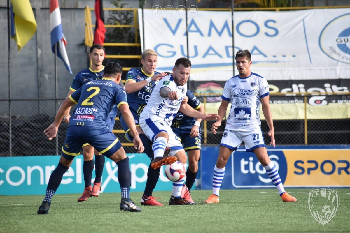 Guadalupe FC y Grecia fallaron en su intento de meterse en zona de clasificación tras dañino empate.