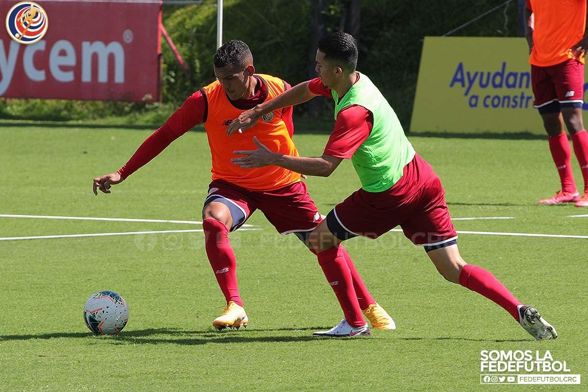 Selección Sub 23 venció al Cartaginés en amistoso de preparación para el Preolímpico.