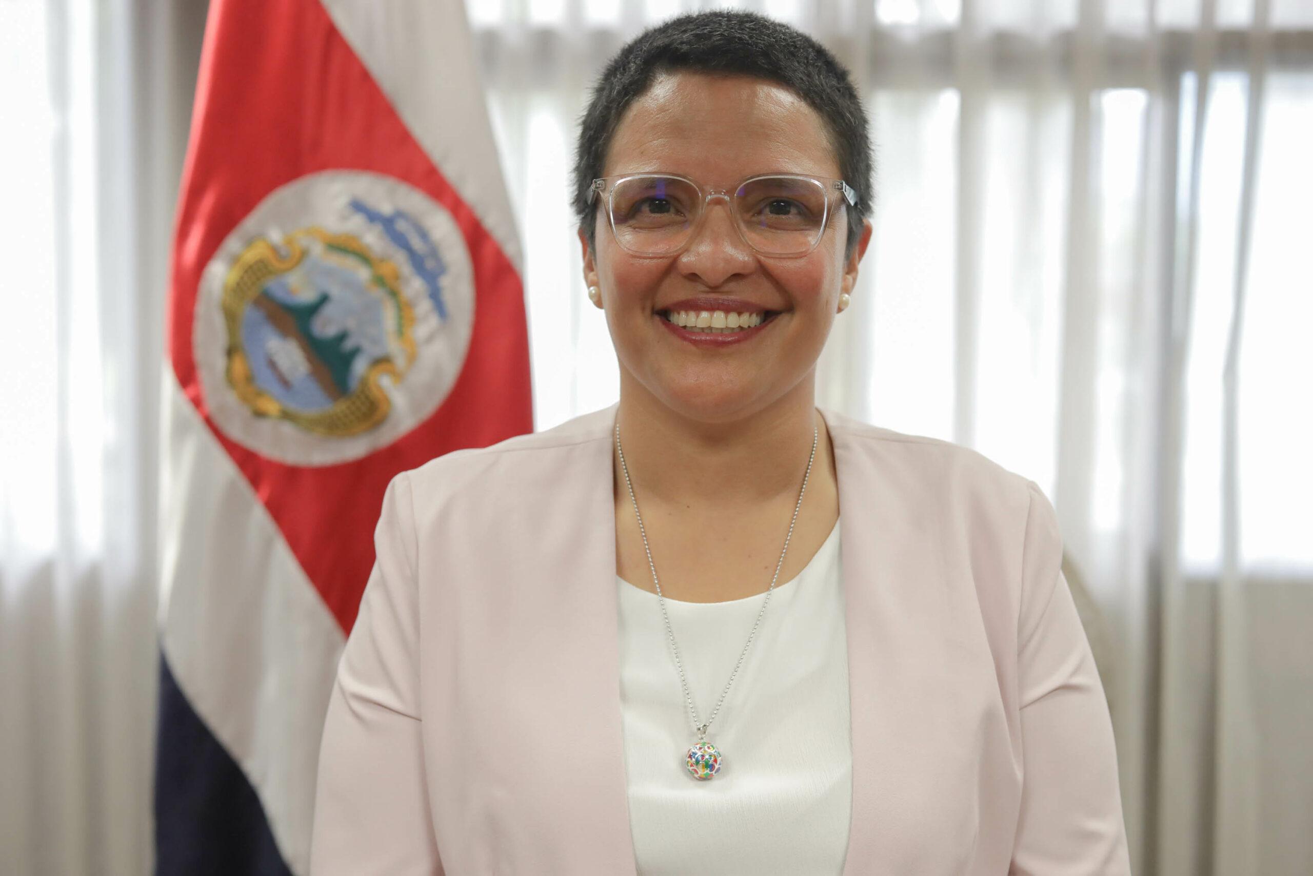Karla Alemán es la nueva ministra del Deporte.