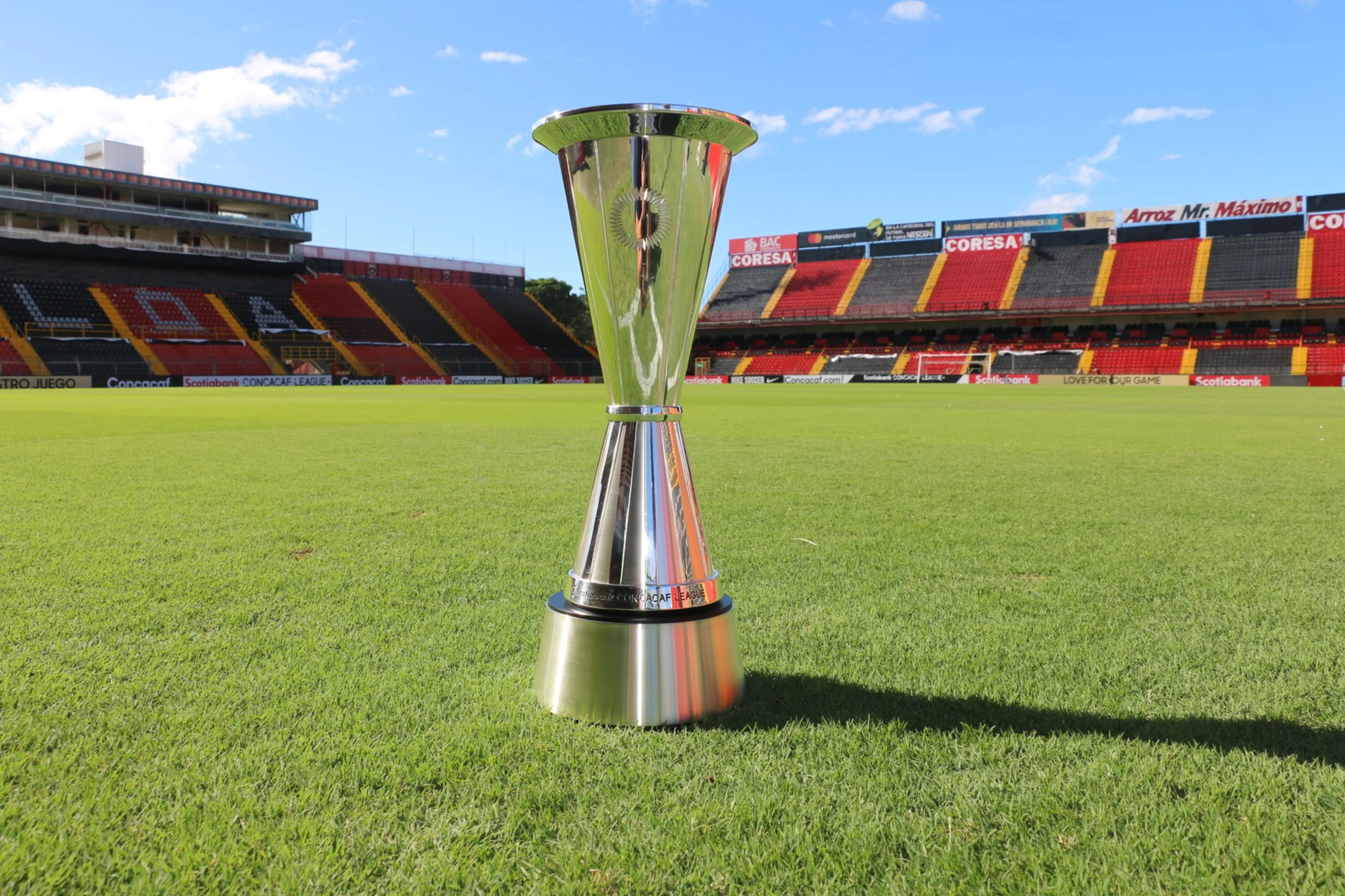 Alajuelense, Saprissa y Santos conocerán sus rivales de Liga Concacaf el 16 de junio.