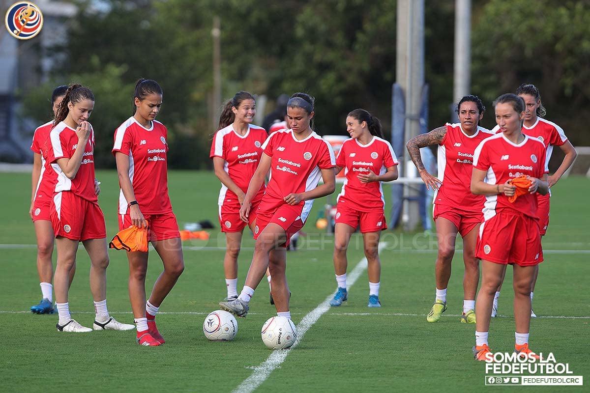 Selección Mayor Femenina se fogueará ante México el 20 y 23 de febrero.