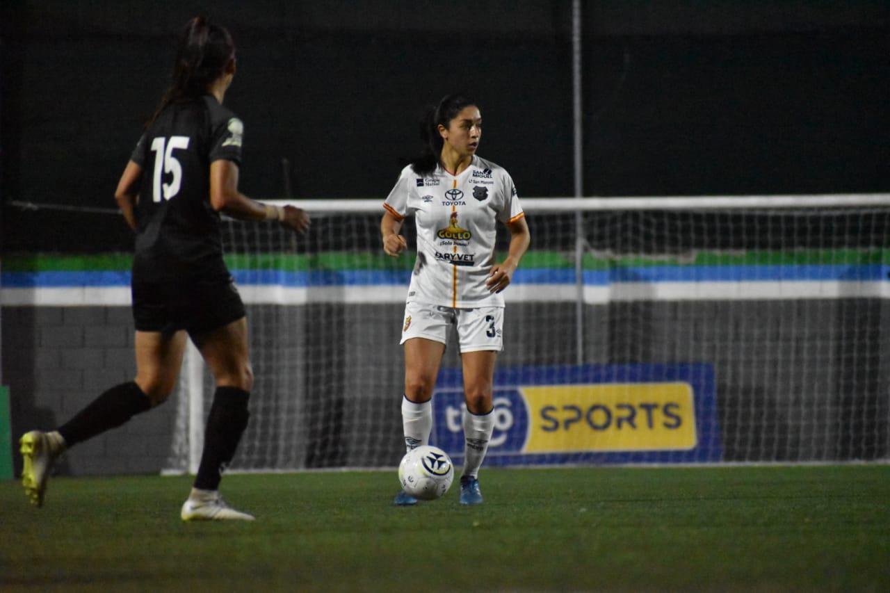 Herediano lidera el fútbol femenino tras dos jornadas disputadas.