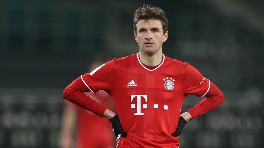 Thomas Müller tiene coronavirus y se pierde la final del Mundial de Clubes.