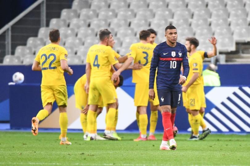 Goleadas y sorpresas, lo más destacado del inicio de las eliminatorias en la UEFA.
