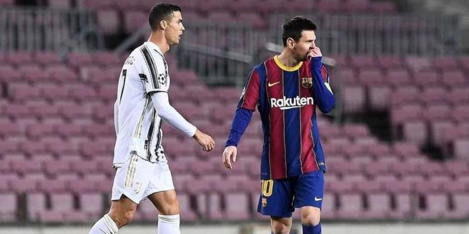La Champions se queda sin Messi ni Cristiano Ronaldo ¿Hace cuánto no pasaba?