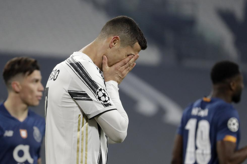 Con tintes épicos, el Porto eliminó a la Juventus y avanzó a Cuartos de la Champions League.