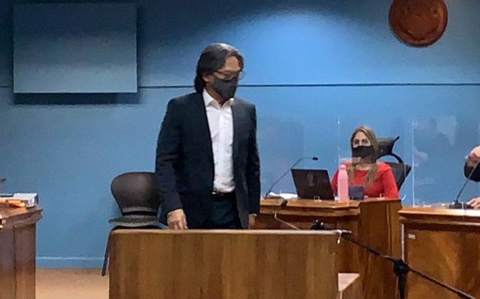 Eduardo Li reveló en juicio que Keylor Navas habría golpeado la mesa y amenazó con perder tres partidos seguidos.