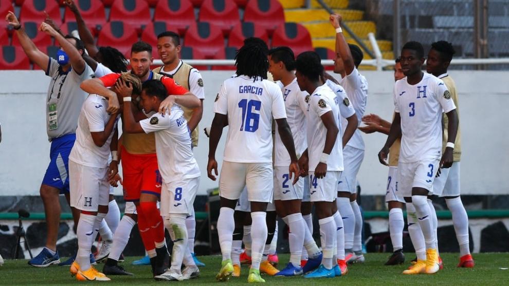 Con autoridad y calidad, Honduras derrotó a Estados Unidos y clasificó a los Juegos Olímpicos.
