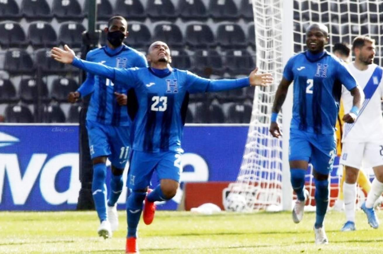 Grecia derrotó a Honduras con lo justo.