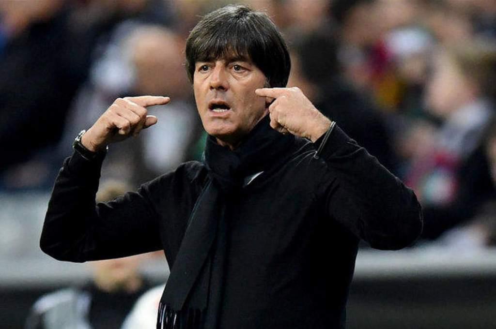 Joachim Löw dejará el cargo de entrenador de la selección alemana después de la Eurocopa.