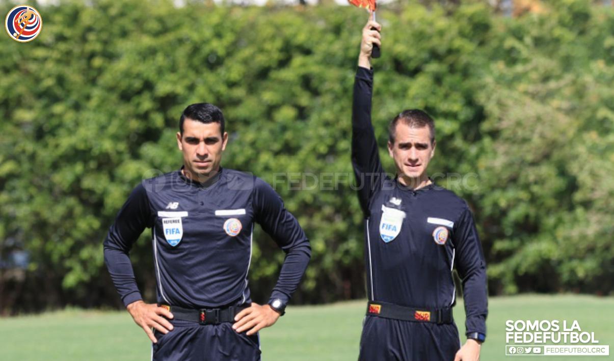 Preolímpico de Concacaf tendrá dos representantes del arbitraje costarricense.