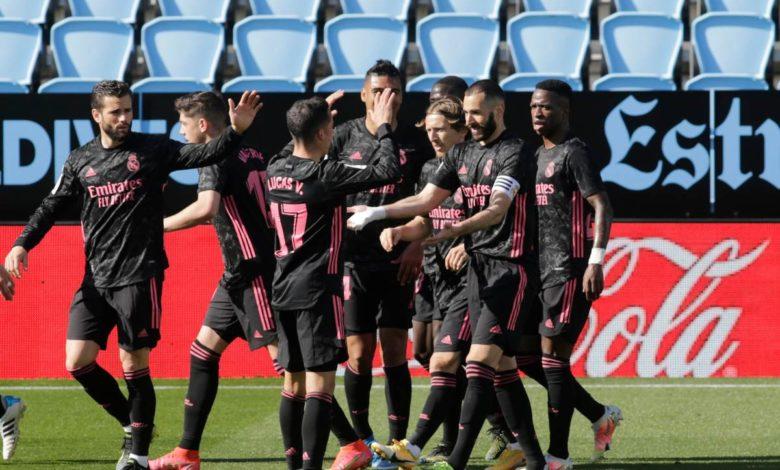 Real Madrid presiona en la punta tras valiosa victoria a domicilio ante el Celta.