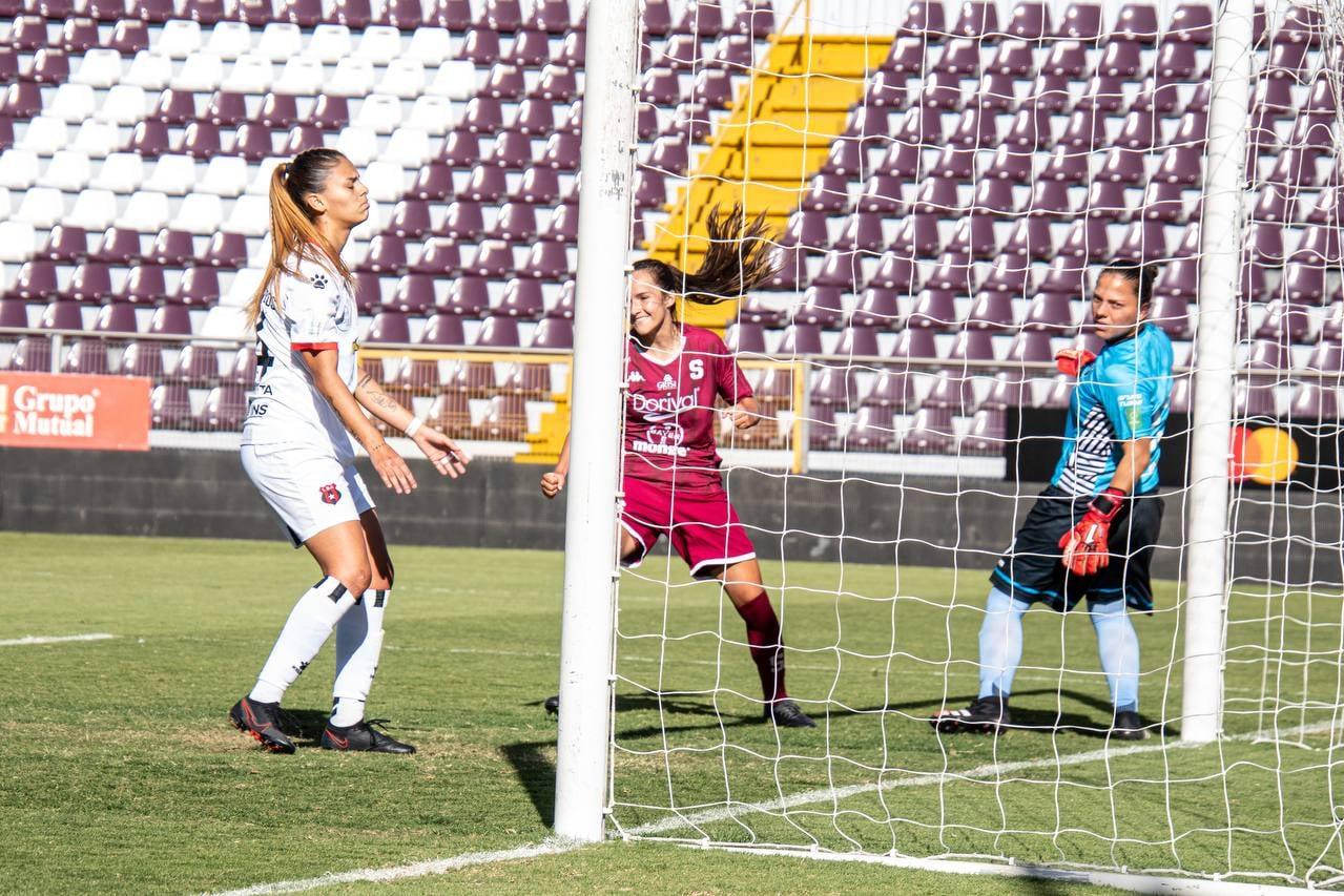 Saprissa se dejó el Clásico del Fútbol Femenino. Herediano sigue imparable en la punta.