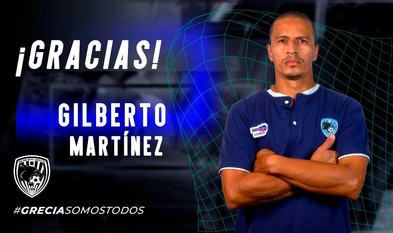 ¡Sorpresivo! Grecia anunció la salida de su técnico, Gilberto Martínez.