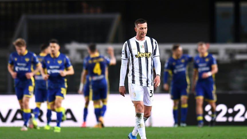 Gol de Cristiano fue insuficiente y la Juventus se aleja del liderato en Italia.