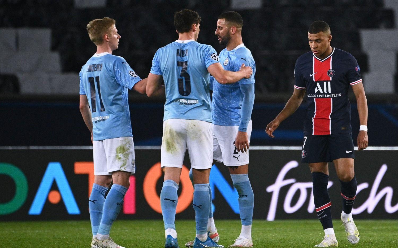PSG cayó ante el Manchester City en la ida de las semifinales de la Champions League.