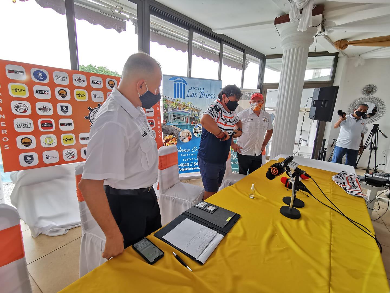 Mauricio Montero y Josef Miso dirigirán a Marineros de Puntarenas en la Liga de Ascenso.
