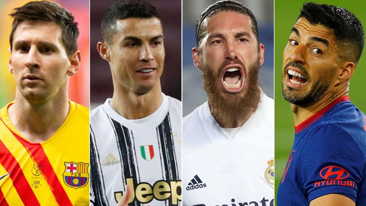 Tiembla el Fútbol de Europa con los Grandes y la nueva Superliga-