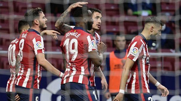 ¡Sigue líder! Atlético de Madrid al Huesca por la fecha 32 de LaLiga Santander.