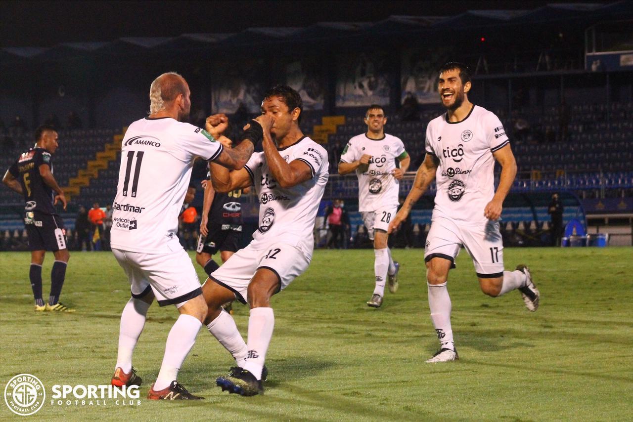 Sporting FC ganó por primera como visitante en el torneo derrotando a un Cartaginés que cuesta creerle.